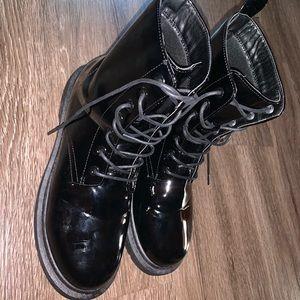 Rubber booties